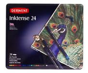 447727, Derwent Inktense Pencils, 24 color Set