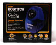 464018, Bostitch EPS1-HC Quiet Sharp 6 Pencil Sharpener