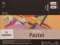 "341576, Canson Mi-Teintes Assorted Pad, 12""x16"""