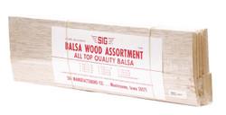 630111, Balsa Wood Assortment