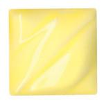 611219, Amaco Gloss Glaze , Lead Free, Cone 06-05, Pint, LG-760, Chinese Yellow