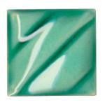 611215, Amaco Gloss Glaze , Lead Free, Cone 06-05, Pint, LG-46 CL, Leaf Green