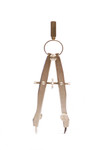 """568305, Small Bow Compass, Pencil, #3518, 4-1/2"""""""