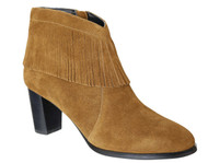 David Tate Misty Tan Suede