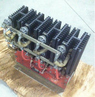 SCR BRIDGE ASSEMBLY, 3 SCR, Silicon Controlled Rectifier PN 8451653