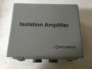 ISOLATION AMPLIFIER, SPEED-INDICATOR, 3 CHANNEL - PN 54114-1