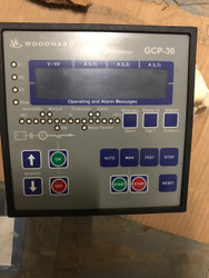 GENSET CONTROL PACKAGE, WOODWARD GCP31 - PN GCP-31/XPQ+SC10