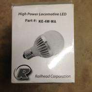 LED Bulb, Wide Angle - PN KE-4W-WA