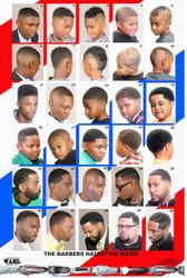 Barber Shop Poster #21