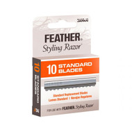 Feather Styling Razor Blades