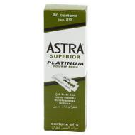 Astra Razor Blades Double Edge