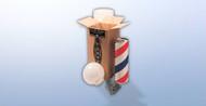 Barber Pole Inner Cylinder #55 Pole