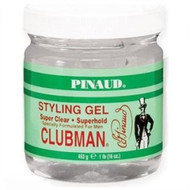 Clubman Gel Superhold Clear
