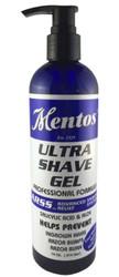Mentos Shave Gel Large