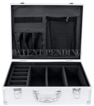 Clipper and Accessory Carry Case Small Silver