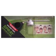 Black Ice Hair Fiber Applicator