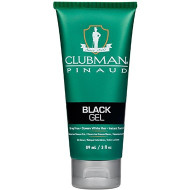 Clubman Black Gel