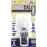 Skin Tight ShavOil with FREE Bonus Razors