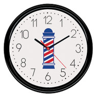 Barber Shop Clock