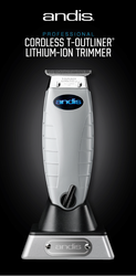 Andis Cordless T-Outliner Li Trimmer - Coming Soon!