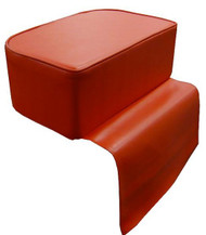 Child Seat - Deluxe Box Type Red