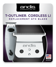 Andis Cordless T-Outliner GTX Blade