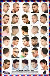 Barber Shop Poster #16