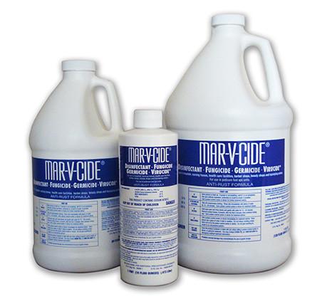 Mar V Cide Liquid Disinfectant Half Gallon Atlanta