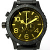 Nixon 51-30 Sniper All Black/Steel