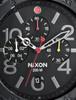 Nixon 48-20 Chrono All Black/Multi (A4861320)