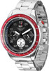 Vestal ZR2015 ZR2 Chronograph Silver/Red