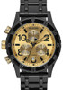 Nixon 38-20 Chrono Black Gold Watch