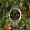 Nixon Time Teller Deluxe Olive Sunray (A9222210)