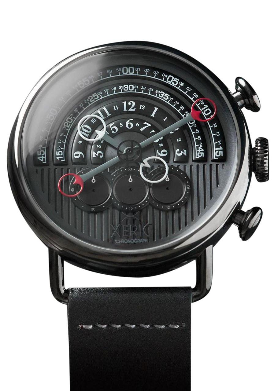 Xeric halograph chrono gunmetal for Watches xeric