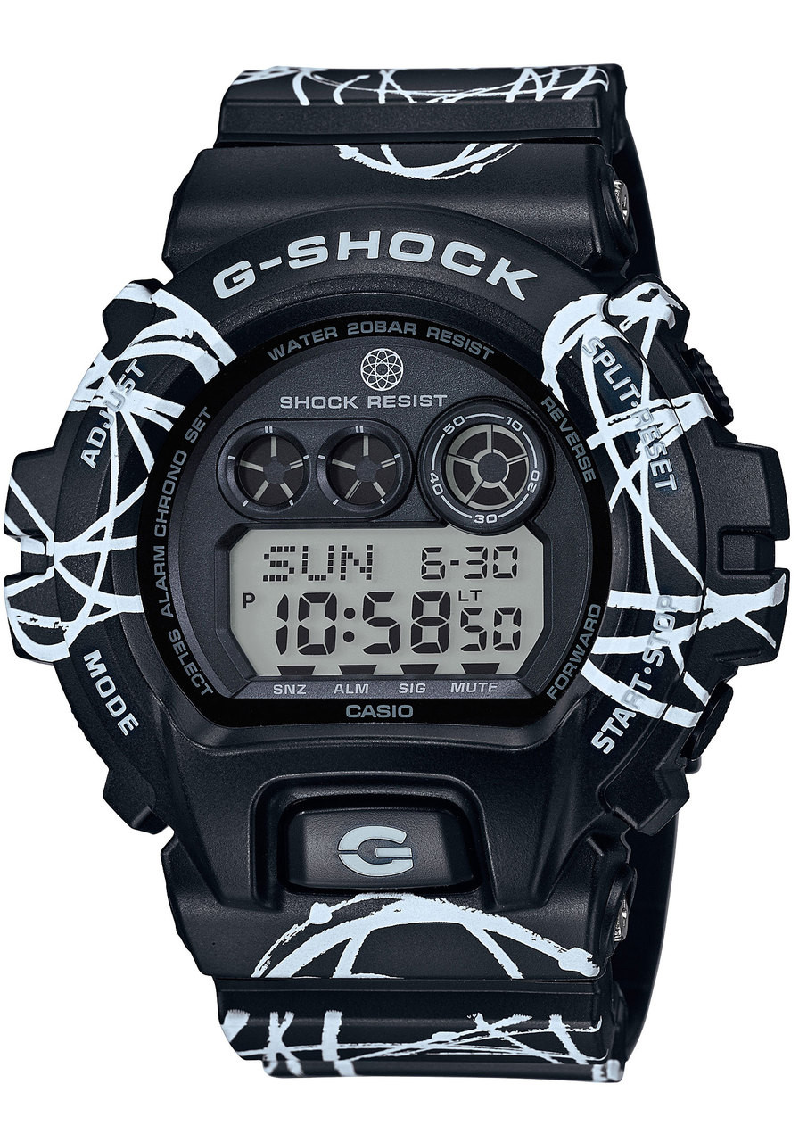 Limited Edition Birthday Collection: G-Shock Futura Collab Limited Edition