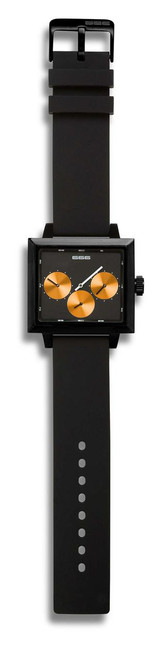 Satellite Dual Time Automatic - Gold