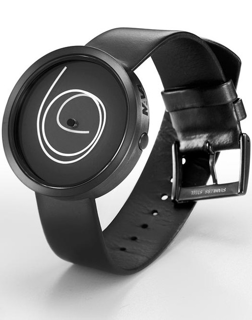 Nava Ora Unica Black 42mm