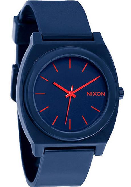 Nixon Timeteller P -Matte Navy Blue