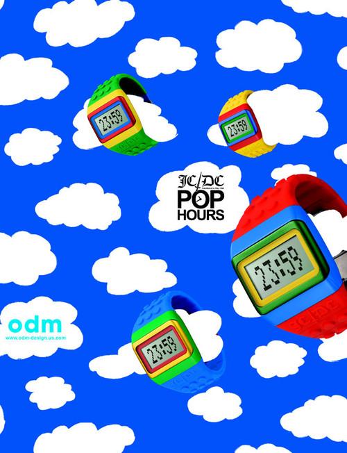 ODM JCDC JC01-21 PopHour -Multicolor