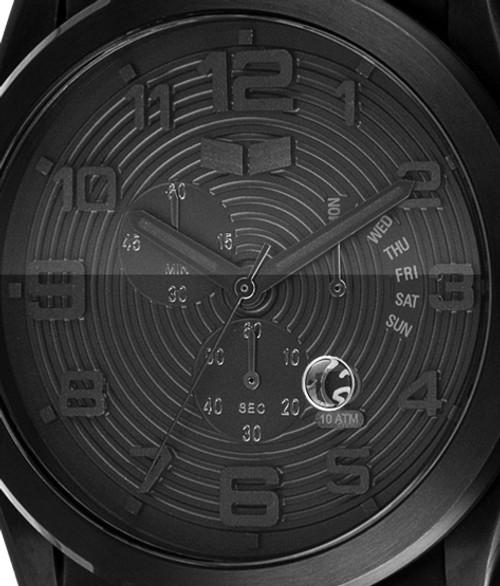 Vestal DEV004 De Novo Retrograde Black Sabbath