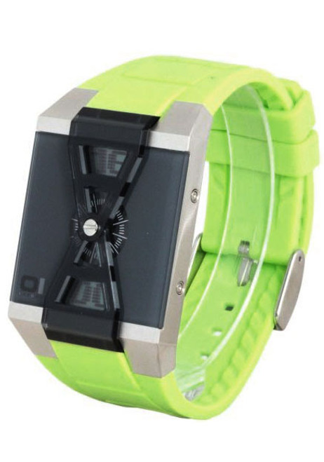 01 the One AN09G02 Anadigi Black Green
