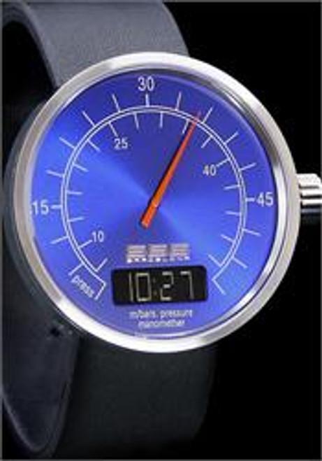 666 Under Pressure II -Blue