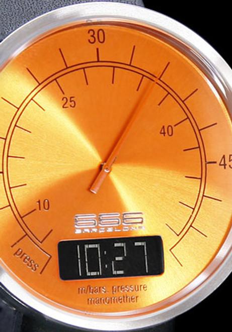 666 Under Pressure II Orange