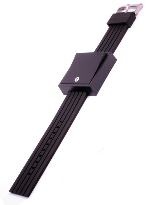 Click Wall Switch Watch -Black