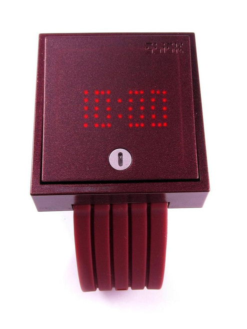 Click Wall Switch Watch -Red