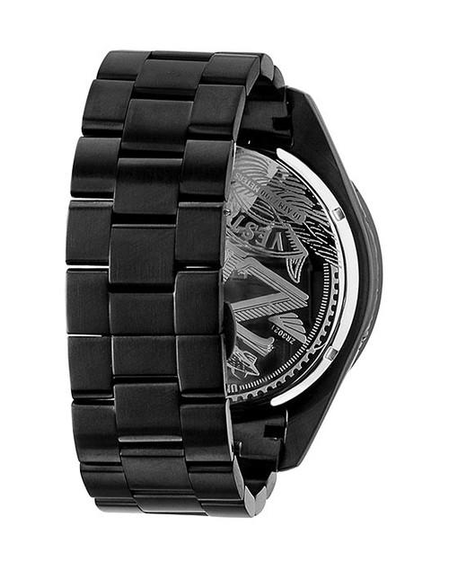 Vestal ZR3021 ZR3 Black Luminous Chronograph