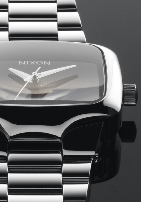 Nixon Player XL Swiss Automatic Black