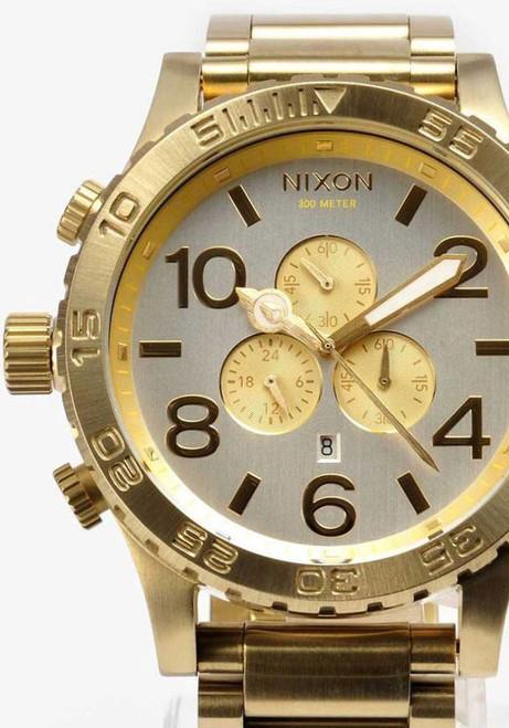 Nixon 51-30 Chrono Gold (A0831219)