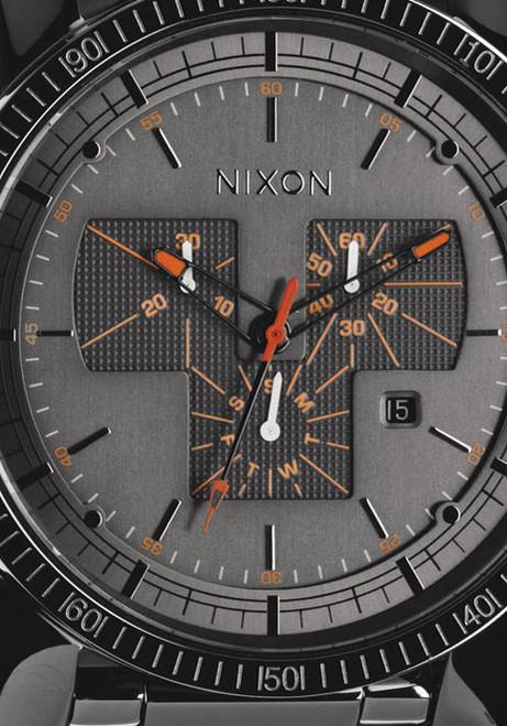 Nixon Magnacon SS Steel Grey