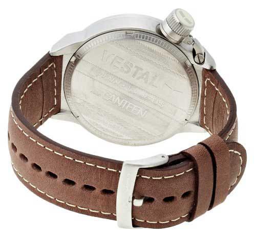 Vestal CTN3L04 Canteen Leather Brown